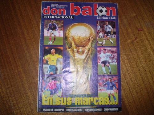 revista don balon  internacional nº 18 segunda epoca(529