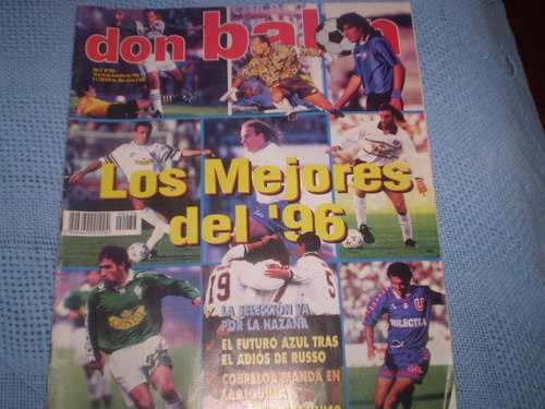 revista don balor losd mejores del 1996