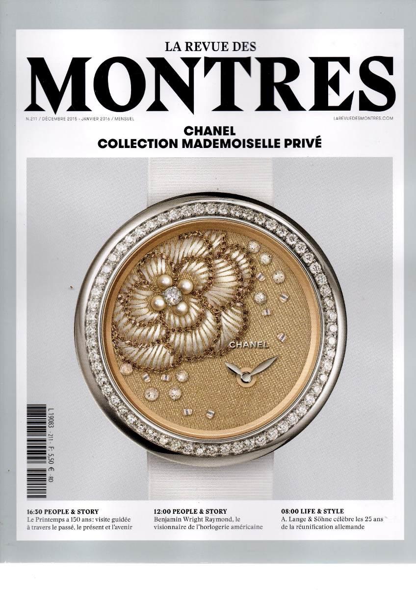 c7208a43c3c revista dos relógios - em francês. Carregando zoom.