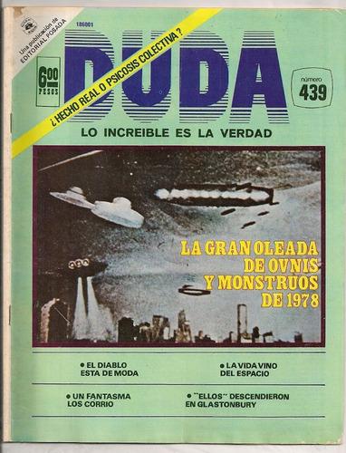 revista duda dioses de la mitología escandinava de 1981