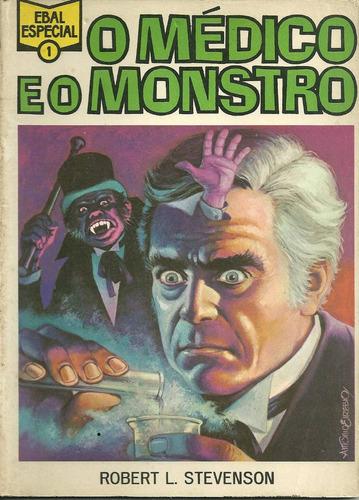 revista ebal especial n#01 o médico e o monstro