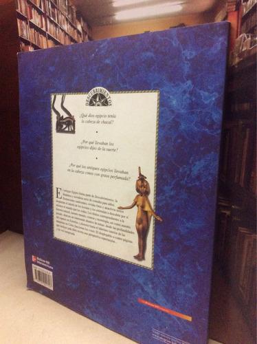 revista el antiguo egipto- mc graw hill