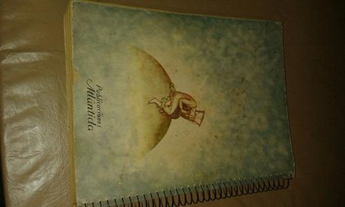 revista, el arte de tejer, atlantida