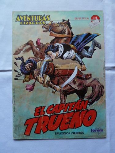 revista el capitán trueno n°2