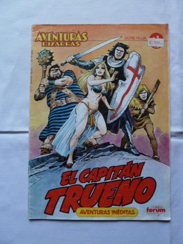 revista el capitán trueno n°5