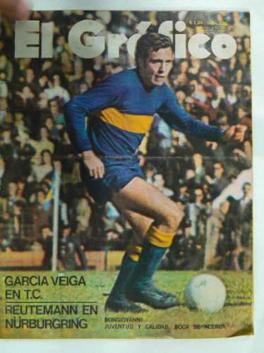 revista el grafico 4 mayo 1971 garcia veiga reutemann fillol