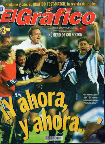 revista  el gráfico , año 1998.