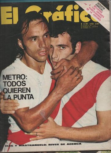 revista el gráfico argentina - n° 2742 (25/04/1972)