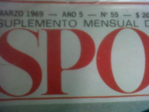 revista el grafico exelente !!   de  coleccion!!!!