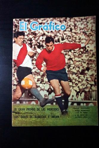 revista el gràfico nº 2352 independiente - river 4 /11/1964