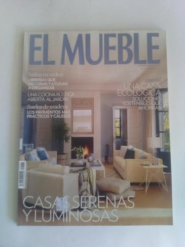 Revista el mueble casas serenas y luminosas bs - El mueble casas ...