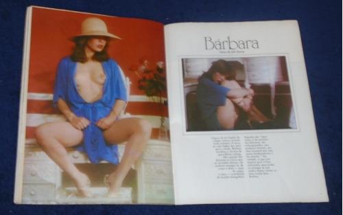 revista ele ela 1980 nicole puzzi playboy rara