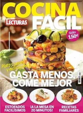 revista electronica cocina facil
