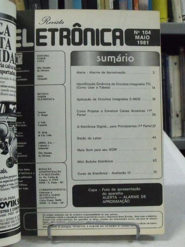 revista eletrônica nº 104