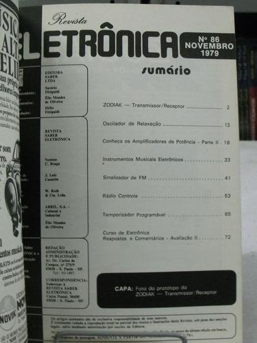 revista eletrônica nº86