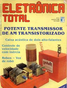 41eb9fa8f6 Revista Eletronica Modular no Mercado Livre Brasil