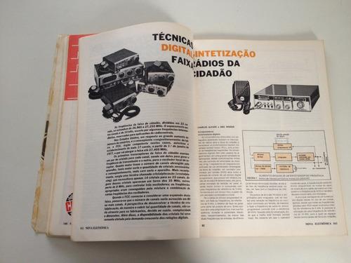 revista eletronica relógio digital para automóvel c794