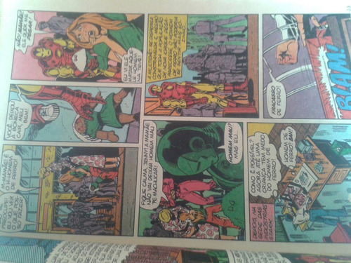 revista em quadrinhos antiga( rara)