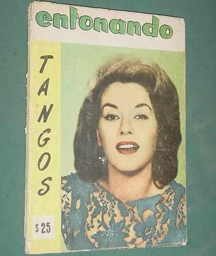 revista entonando tangos letras susy leiva canciones
