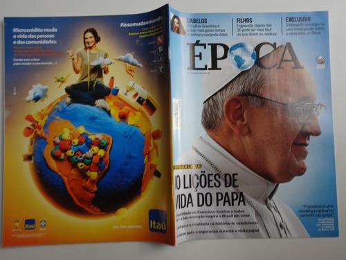 revista época n° 791