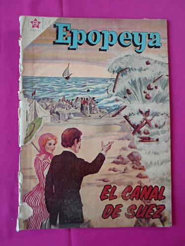 revista epopeya n° 31, 1960, el canal de suez