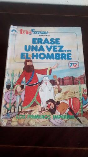 revista erase una vez el hombre - teve festival  n° 5 (607
