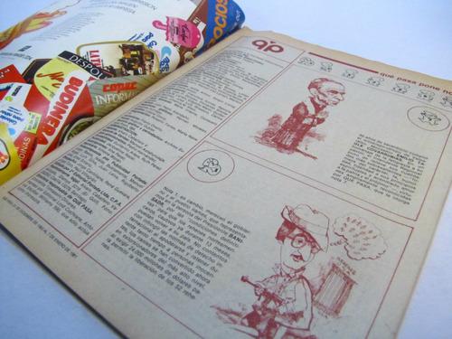 revista ercilla. anuario 1980