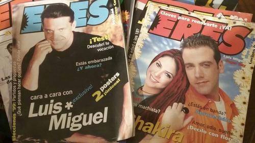 revista eres de 1997 al 2000