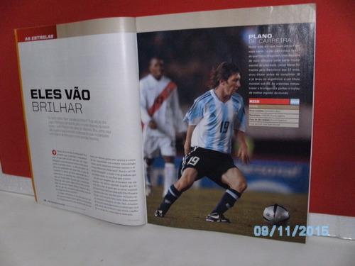revista especial placar guia pequim 2008 equipe fj