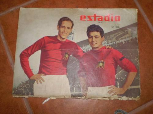 revista estadio 1962  mumero 1002 (458w