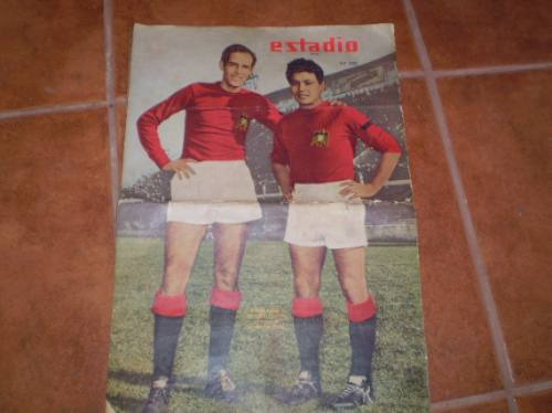 revista estadio 1962  mumero 1002 (458w