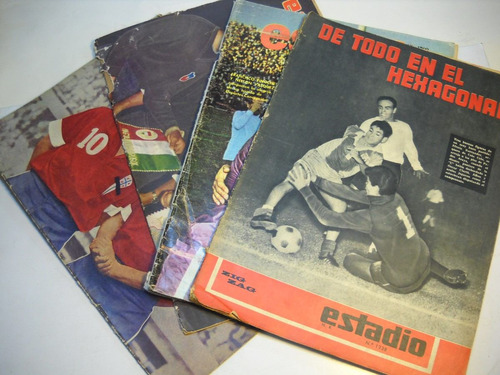 revista estadio  año 1962 ¿ 1972  (4)