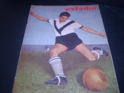 revista estadio delantera de rangers de talca   1954 (r508