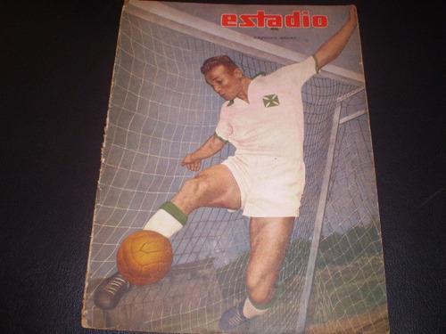 revista estadio delantera  de rangers de talca   1954(558w