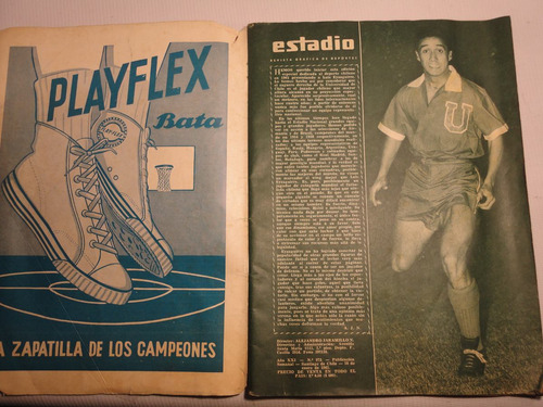 revista estadio especial 1962