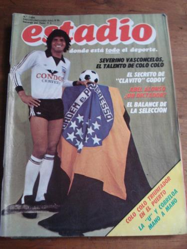 revista estadio n° 1934 - 3 septiembre 1980.