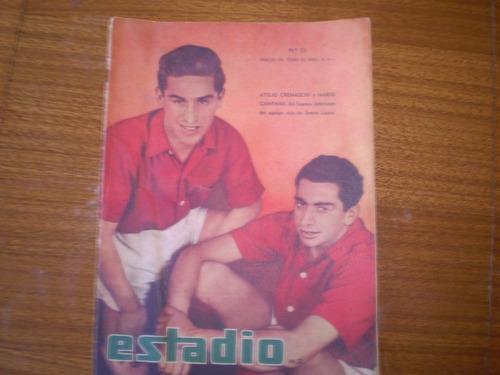 revista estadio n° 51  atilio  cremaschi (412w