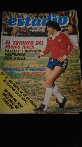 revista estadio n°1925,  2 julio 1980
