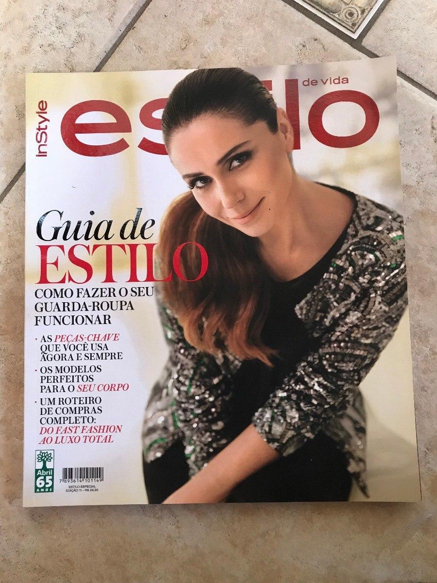 ec8b32197096c Revista Estilo Guia De Estilo 11 Giovanna Antonelli - R  27,90 em ...