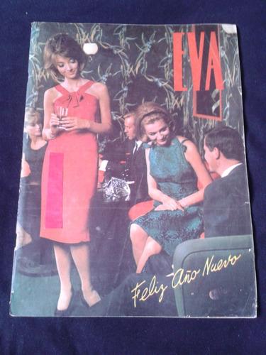 revista eva n° 978 27 de diciembre de 1963