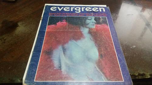revista evergreen numero 58 septiembre 1968 en idioma ingles