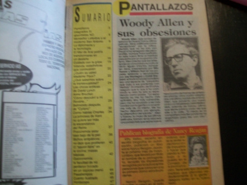 revista exclusiva 2 tomos encuadernada 1991