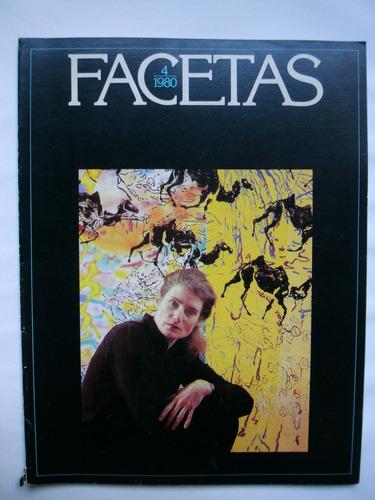 revista facetas, intelectual,artística,lectura,vintage,retro