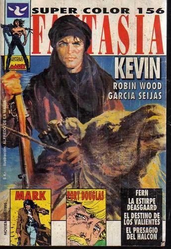 revista fantasia - supercolor 156 - noviembre 1995