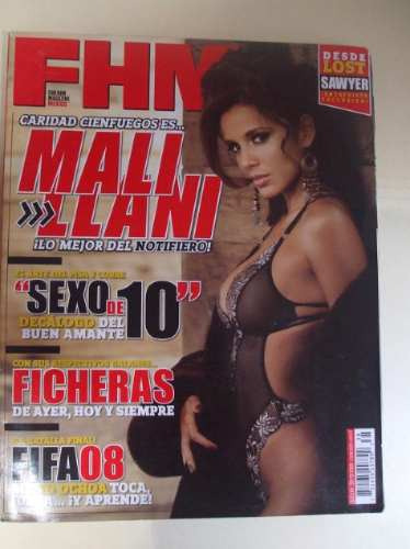revista fhm malillani maxim
