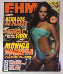 Revista Fhm - Mónica Noguera - Mayo 2007