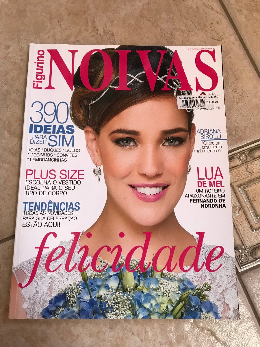 F magazine joias