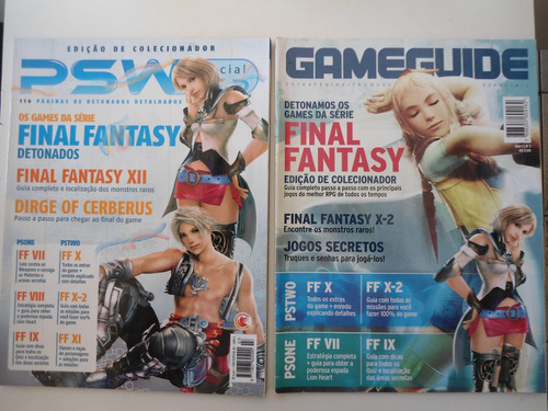 revista final fantasy