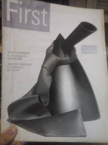 revista first - n°119 - 08/1996