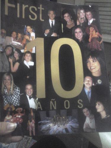revista first - n°121 - 10/1996